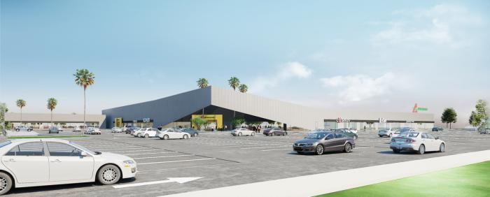 Retail Park Agadir